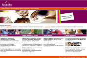 Nieuwe website Sodexho