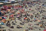 Strandhoreca Noord-Hollandse kust weer blij