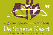 Groene kaart in Limburgse restaurants