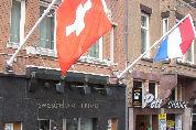 Eindelijk vlaggen voor Swissôtel Amsterdam