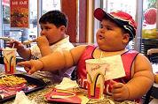 'Eén op de vijf kinderen te dik in 2015
