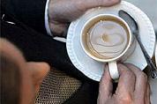Koffiedrinken goed tegen jicht