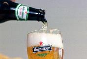 Rol Heineken op biermarkt op tv