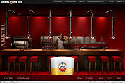 Amstel opent virtueel café