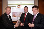 Foodservice Corporation Award voor Bieze