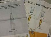 Ruzie Bavaria, Alfa en Brand over water