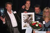 Bob Hutten opgelucht na Catering Award