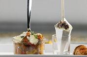 Overdadig gebruik van wasabi en ras el hanout