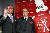 Tokio in één klap 191 Michelinsterren