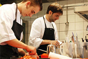 Weinig spanning in Belgische Michelingids