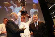 Chef-kok Van Sprang pakt kookprijs