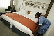 'Schoonmakers hotels onderbetaald