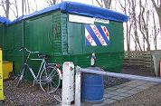 'Weinig overlast Friese drankcaravans
