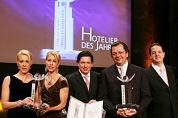 Duitse broers en zussen pakken hotelawards
