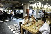 'Bedrijfsrestaurant bijna horecabedrijf