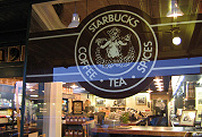Starbucks schrapt 600 banen