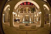 Overnachten in Marokkaans paleis