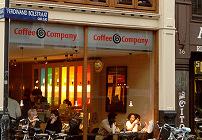 Coffee Company wil 50 zaken