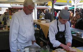 Culinaire wedstrijden op VMBO's