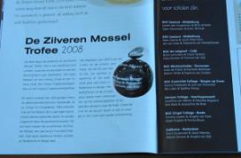 Zilveren Mossel Trofee naar Heerhugowaard