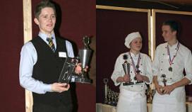 Hubertus Vakschool grote winnaar culinaire vmbo-wedstrijden