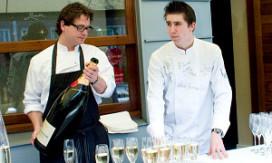 Guus Meeuwis kookt bij jubilerend Linnen