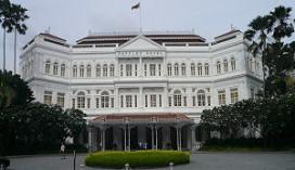 Raffles Singapore verkocht voor € 308 miljoen