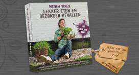 'Alkmaarse Jamie' presenteert afslankboek