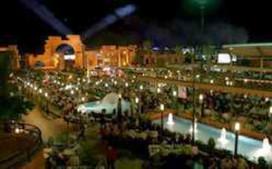 Damascus heeft grootste restaurant