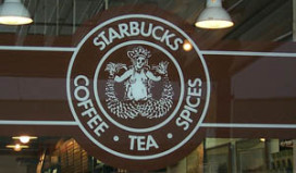 Kritiek op nieuwe logo Starbucks