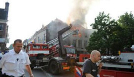 Utrechts restaurant in as na grote brand
