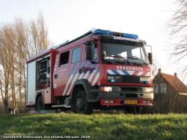 Evacuatie hotel België na brand
