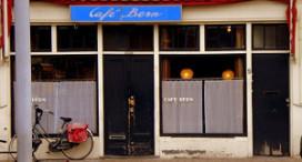 Café Bern in Amsterdam niet oranje