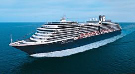 Vijf restaurants op nieuw cruiseschip HAL