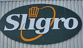 Sligro voorzichtig over groei tweede helft