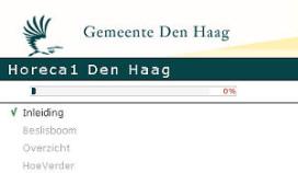 Den Haag verbetert dienstverlening horecaondernemers