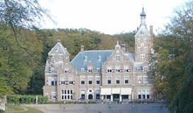 Tophotel Duin & Kruidberg in de etalage