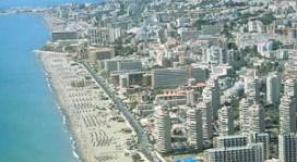 Bom ontploft bij hotels Torremolinos