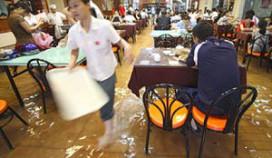 Overstroomd restaurant doorslaand succes