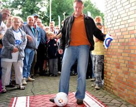 Supporterscafé Willem II geopend