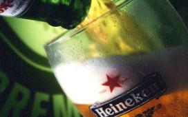 Halfjaarcijfers Heineken stellen teleur