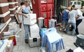 Belgische restaurants in zwaar weer