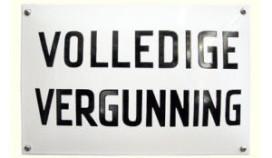 Aanvraag vergunning Limburg makkelijker