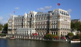 Nieuwe website voor Amstel Hotel