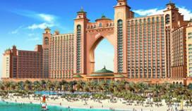 Opening Atlantis 20 miljoen Dirham, geen Euro