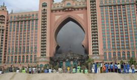 Brand brengt opening hotel in gevaar