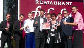 Bibelot winnaar publieksprijs Restaurant Week