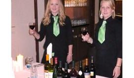 Kennemer College schenkt biologische wijn