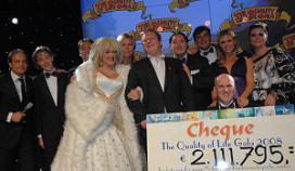 Hotels van Oranje:  € 2 mln voor goed doel