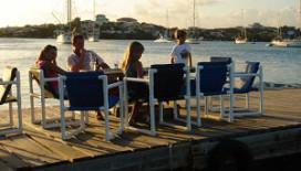 Bekend restaurant op Curaçao uitgebrand